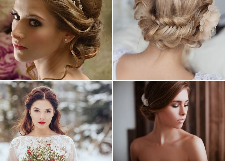 Hair and make-up in Winter Rustic