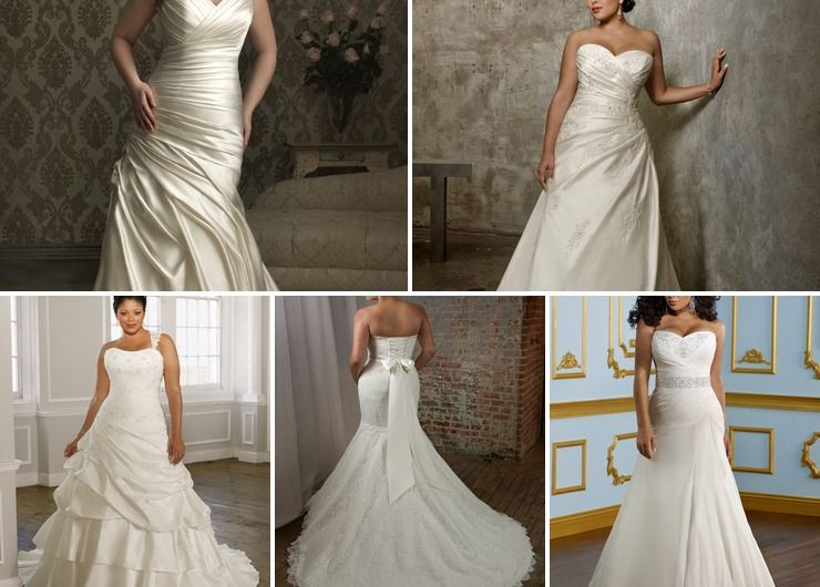 Wedding dresses Ivory American