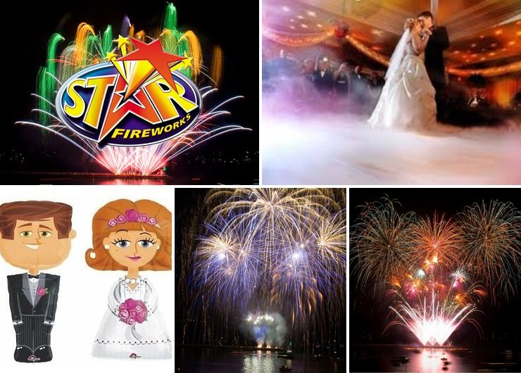 Fireworks, special effects and party products