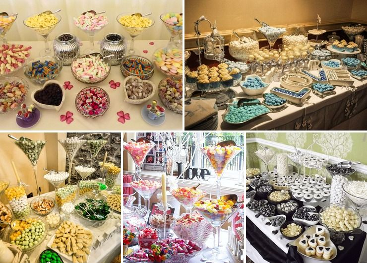 Designer Candy Bars by Emma Hall Designs
