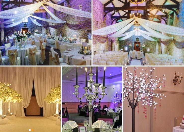 Your wedding decorations