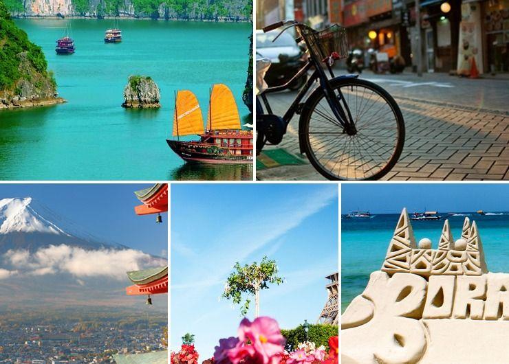 Popular Destination for Honeymoon
