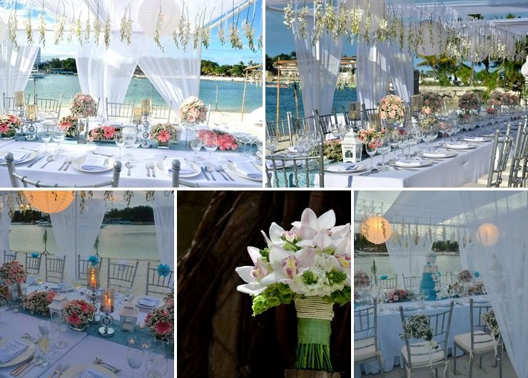 Elegance Wedding By The Beach