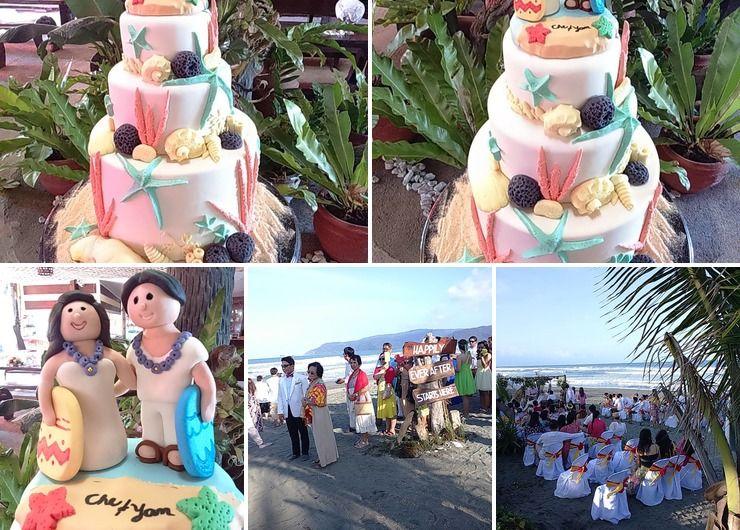 Beach Wedding - Baler | Sappari - Ramos Nuptials | 03-28-2015 |