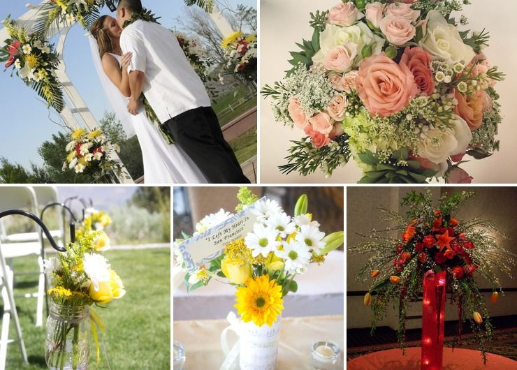 Sparks Florist Weddings