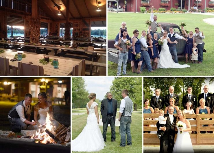 Bonnybrook Farms' Wedding & Reception Venue