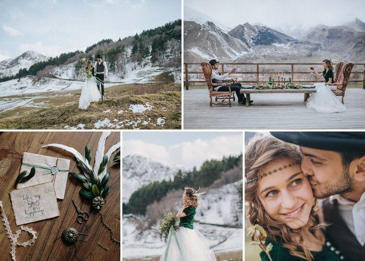 Georgia, Kazbegi wedding for two
