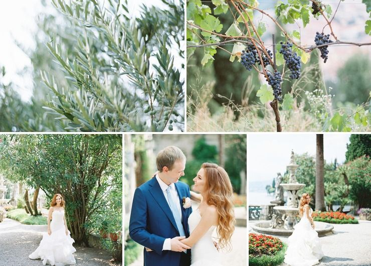 Nadia & Vova's wedding in Italy
