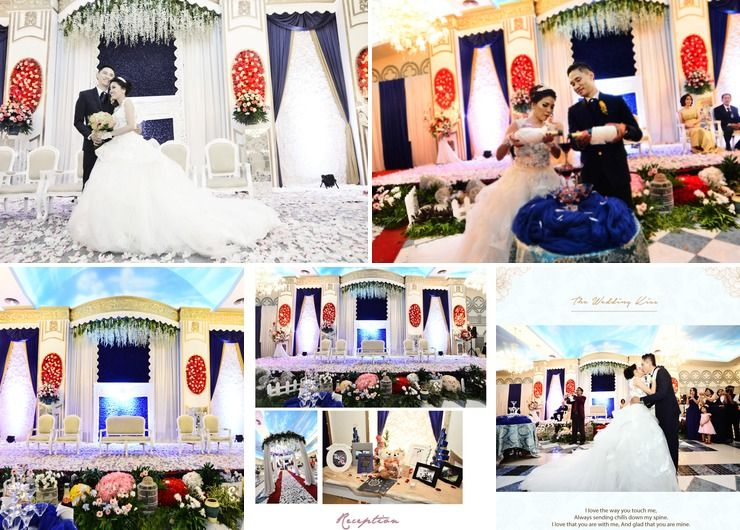 wedding Indra & Ria Photos By : Pixels Gedung By : GWH Gajah Mada Gaun : Eva Bun Bridal @Eva Bun Gro