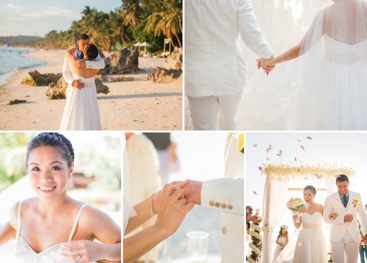 Laurice & Laurent Boracay Wedding