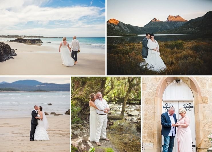 Pop Up Weddings Tasmania