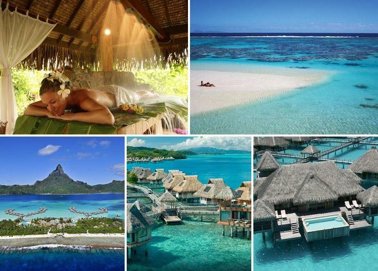 Bora Honeymoon