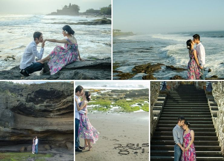 Wang & Xunhai Engagement - Bali Love Story