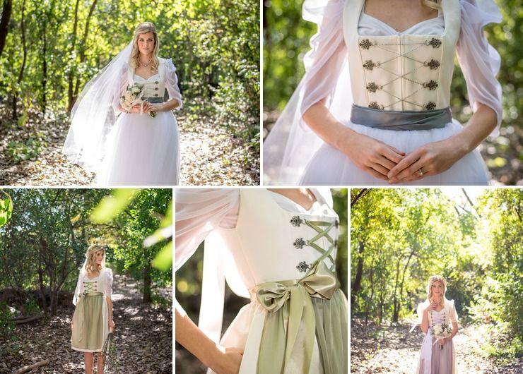 Bridal Dirndl Styles