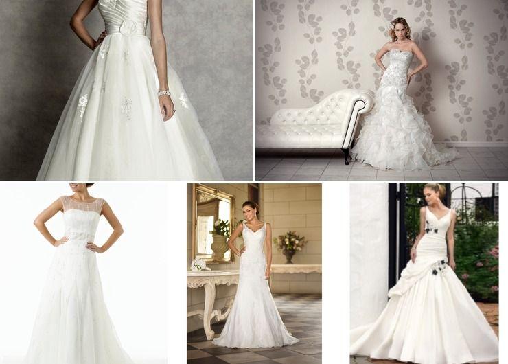 Sale wedding gowns