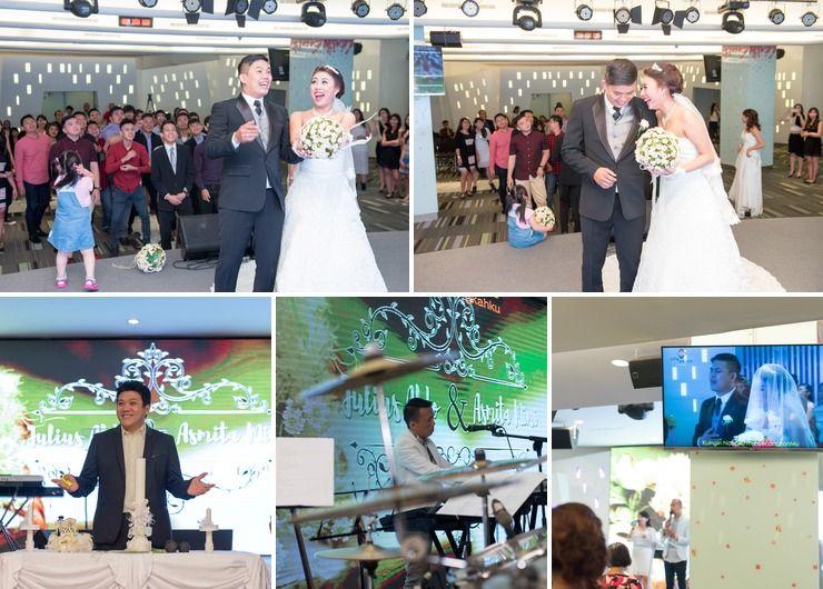 Julius Aldo & Asmita Mimi Wedding