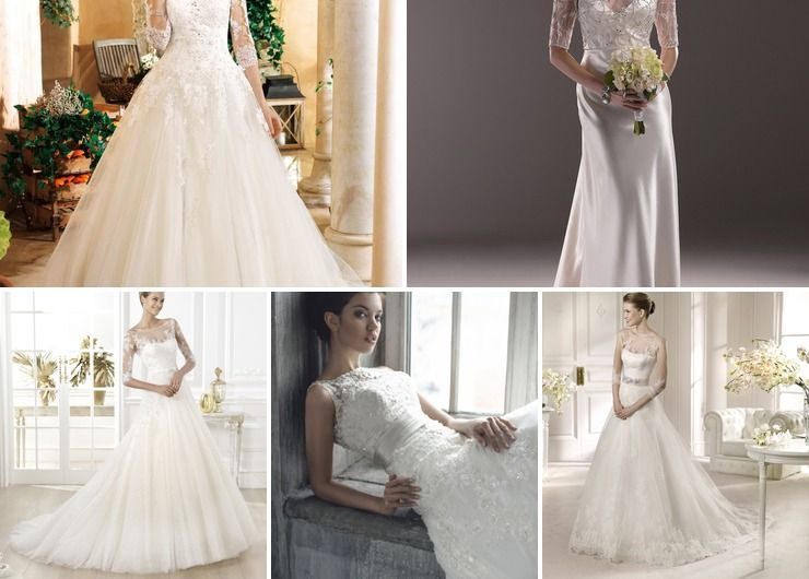 Lacey Wedding Gown