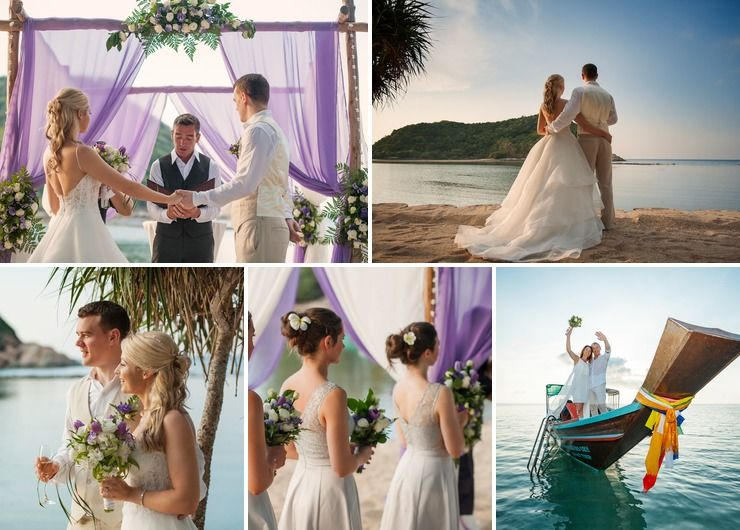 Koh Phangan Weddings