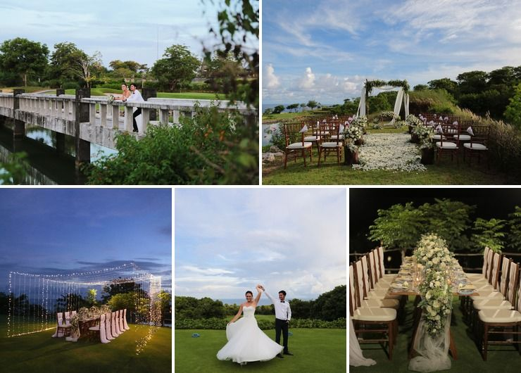 Wedding at Bukit Pandawa Golf & Country Club