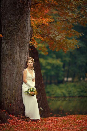 Autumn real weddings