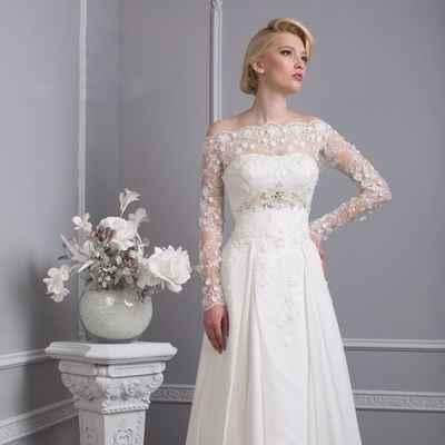 English lace wedding dresses