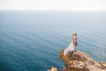 Mediterranean real weddings