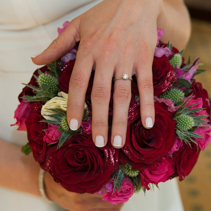 WeddingHair and Nails at Horwood House