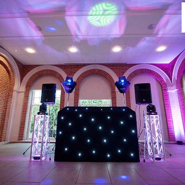 DJ2K at Great Fosters, Egham