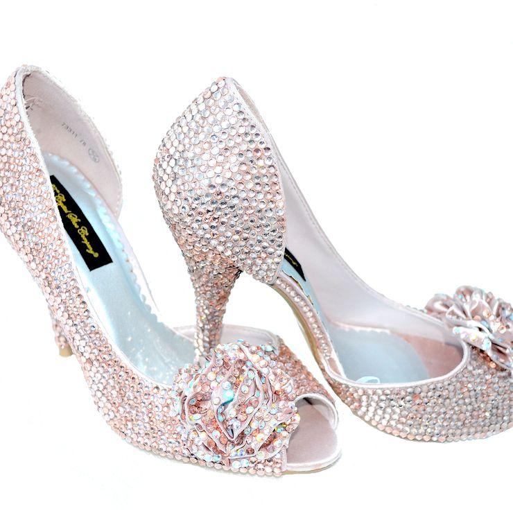 Swarovski Crystal Bridal Shoes