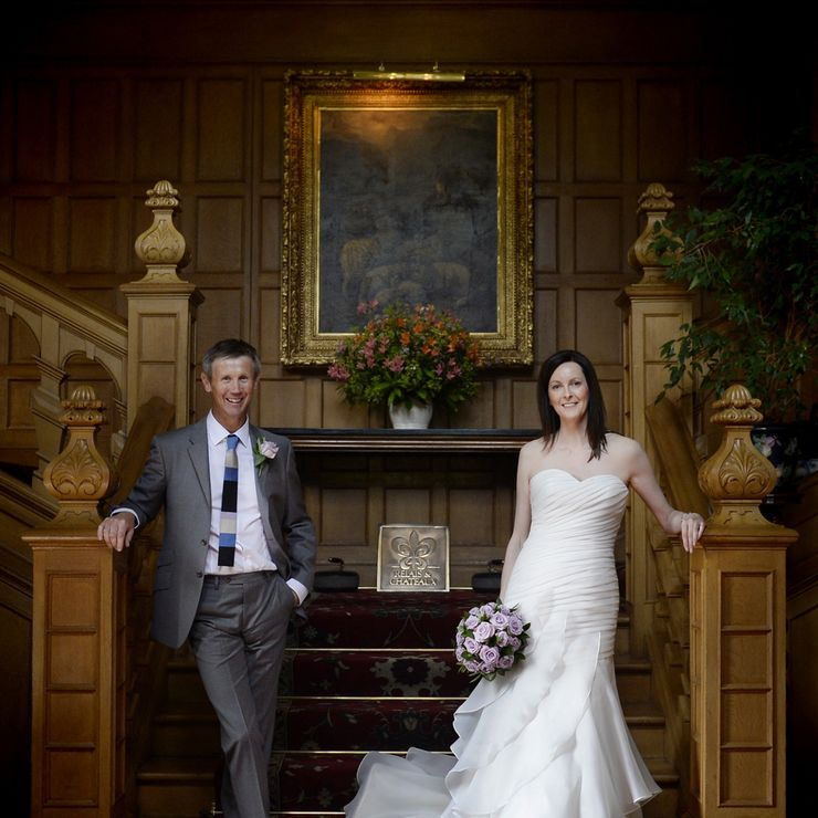 Weddings at Glenapp Castle