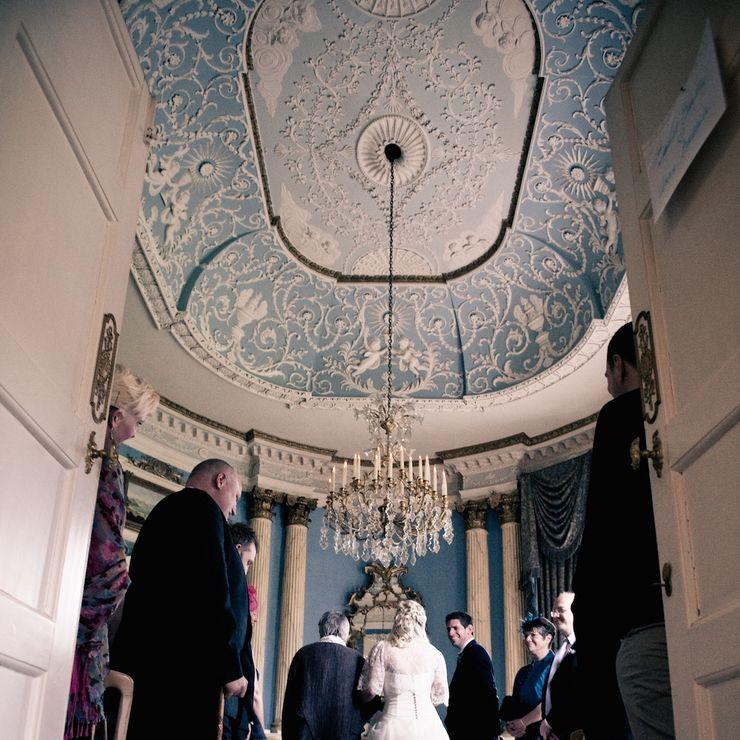 Pretty Vintage Wedding
