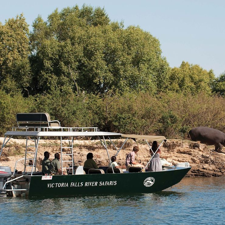 Zambezi River Boat Safaris