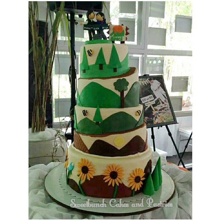 Sweetbunch Wedding Cakes