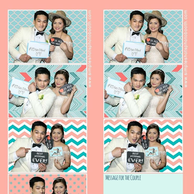 Denz & Karen's wedding