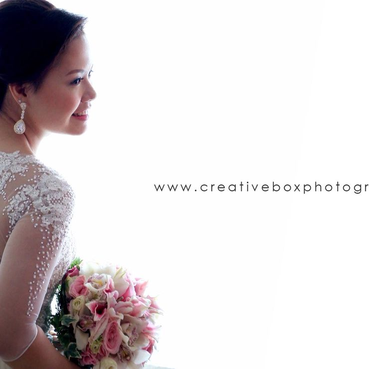 Beautiful Bride Pearly Joy
