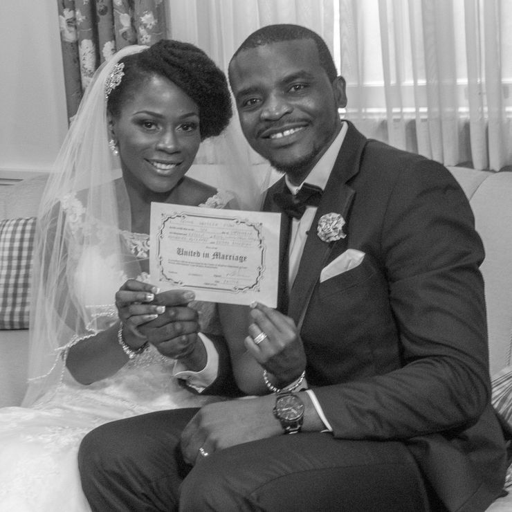 Adegbaike & Eyitope Wedding