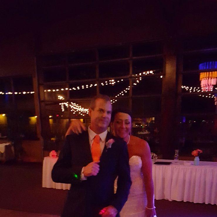 Mr. & Mrs. Gregory