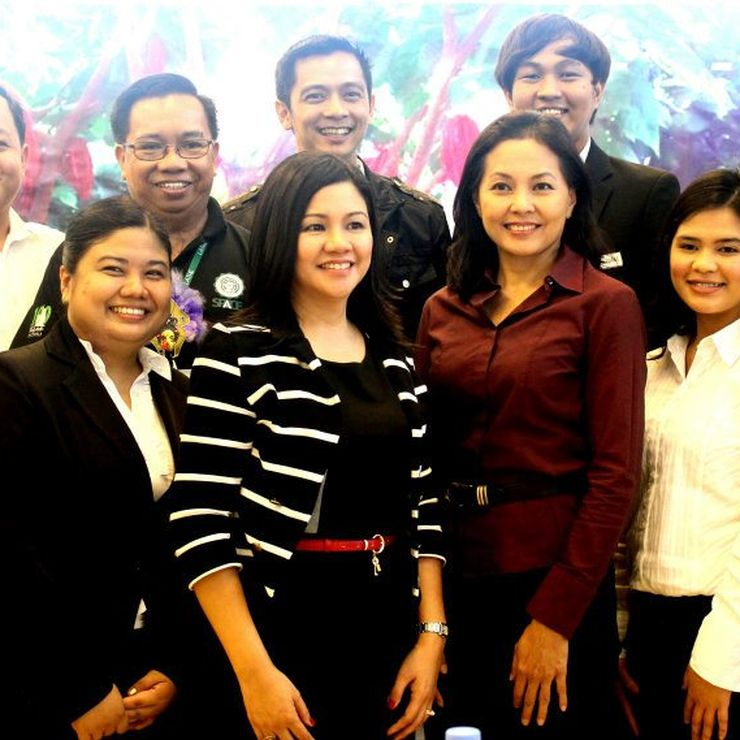 Our Professional Events Management Class at DLSU-CSB, Manila