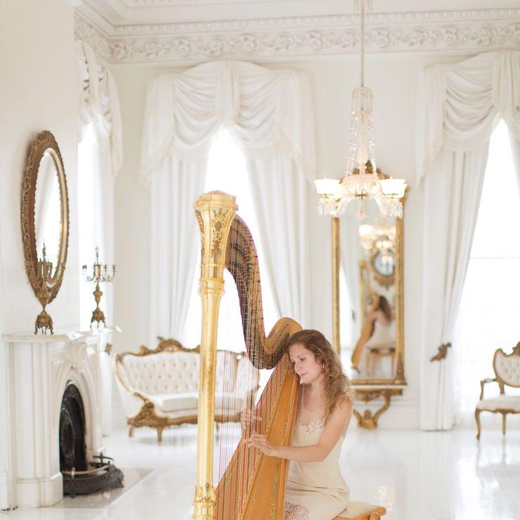 Wedding Harp