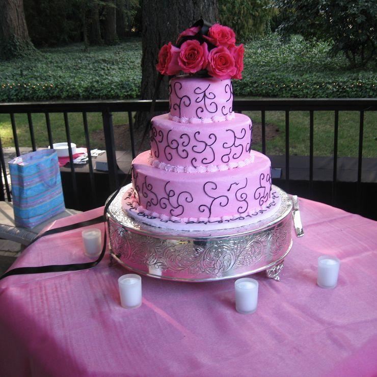 Uniquely Cakes Pink