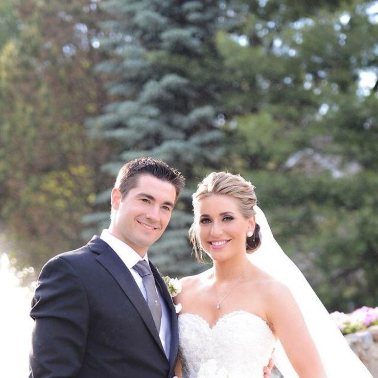 Krista's wedding