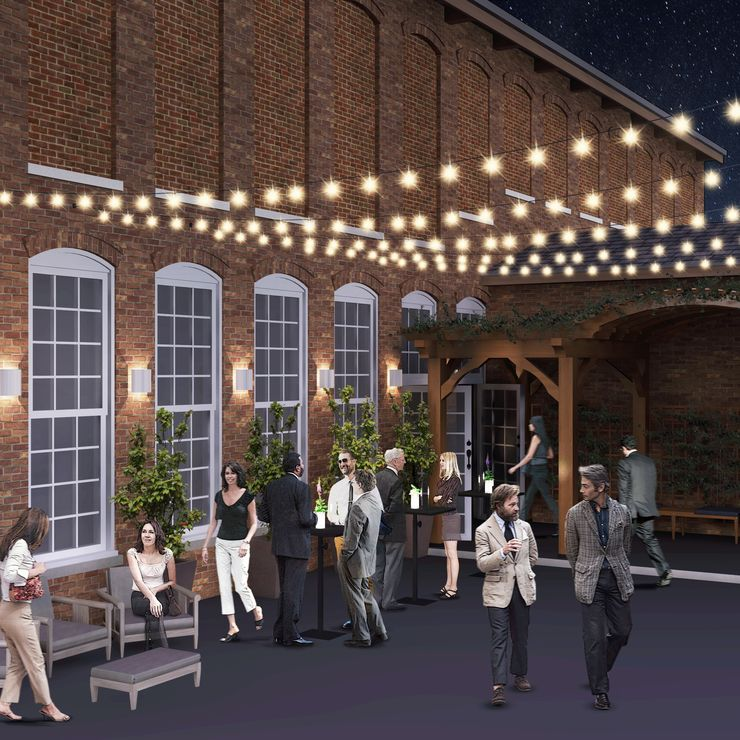 The Cloth Mill Renderings