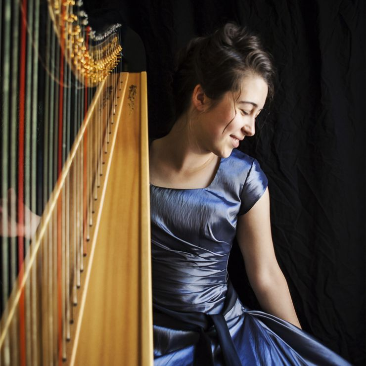 Harpist for the King