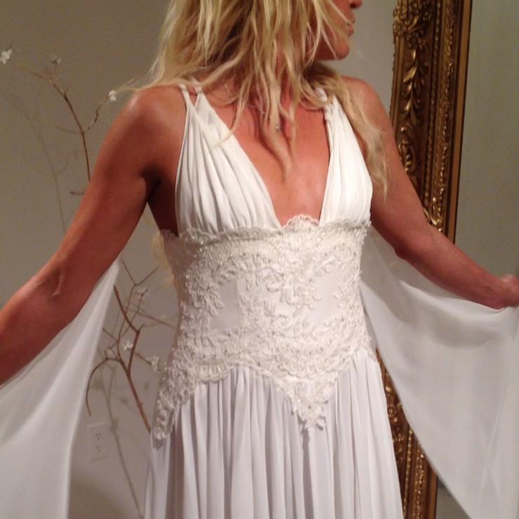 Bohemian Flowy Dress