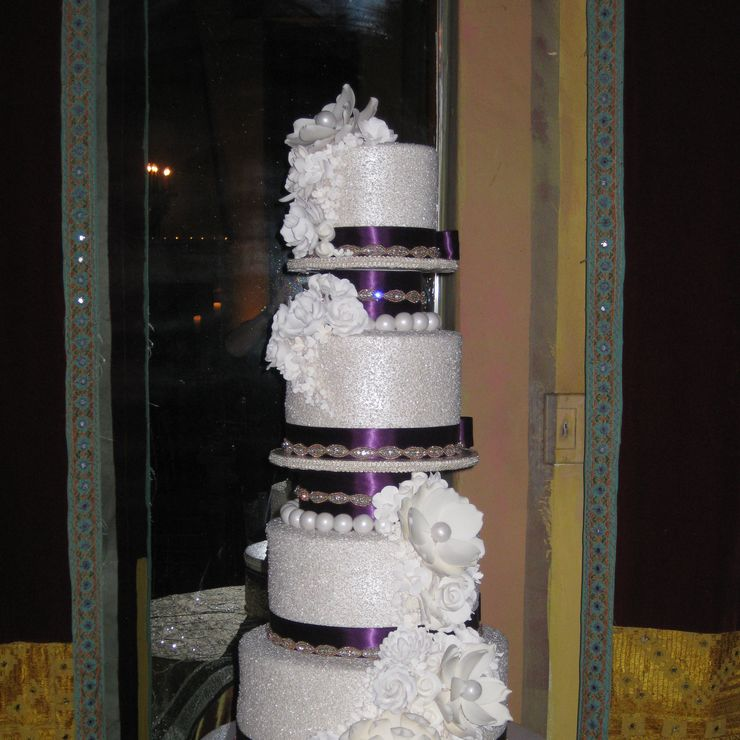 Zuly wedding cake