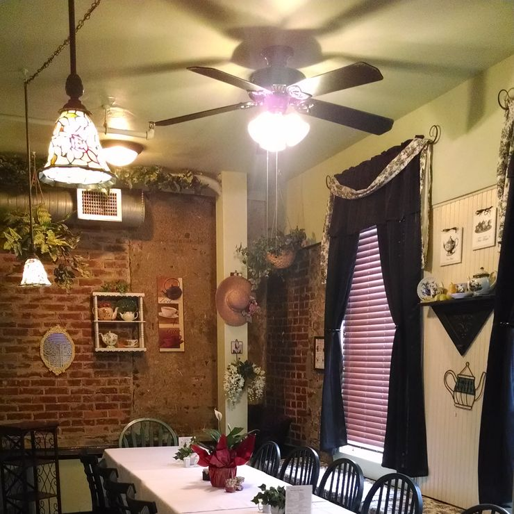 Tea Room for smaller parties