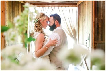 Summer wedding photo session ideas