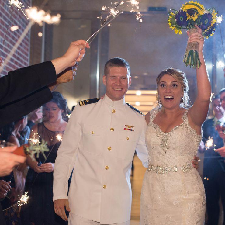 Wedding at Renaissance Portsmouth-Norfolk Waterfront Hotel