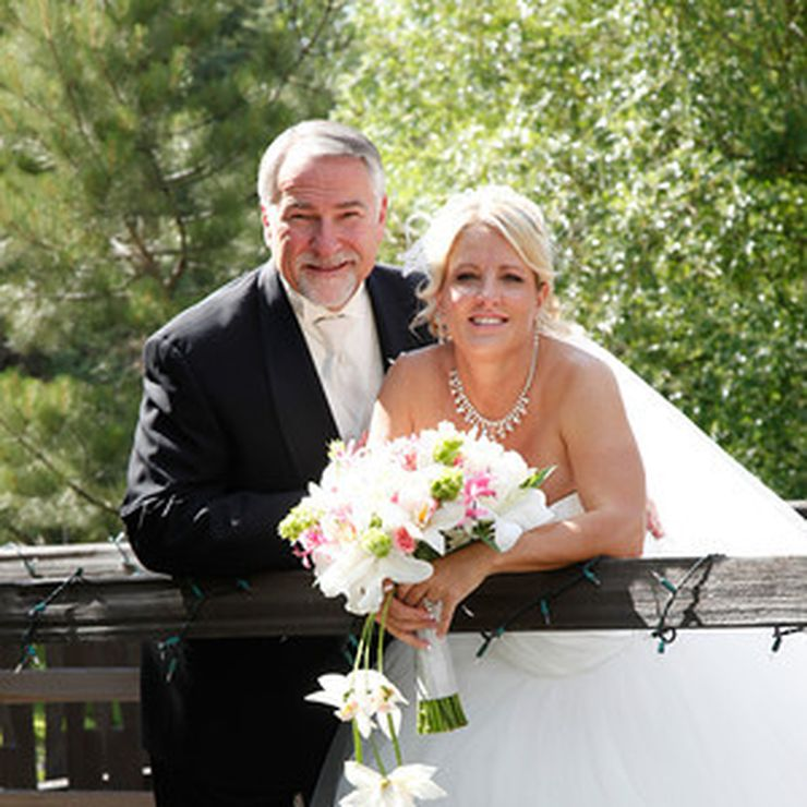 Michelle & Martin: Destination Wedding & Evergreen Lake House