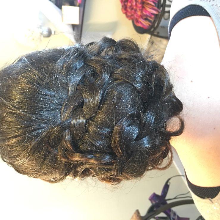 Hair close ups